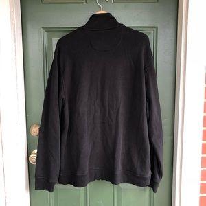 Van Heusen Jackets & Coats - VanHuesen Studio Double Pocket Sweatshirt Jacket